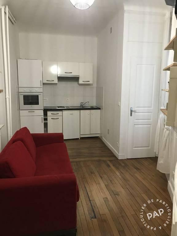 Location Appartement Paris 14E  750€