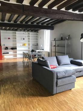 Location meublée appartement 2pièces 63m² Paris 12E (75012) - 1.900€