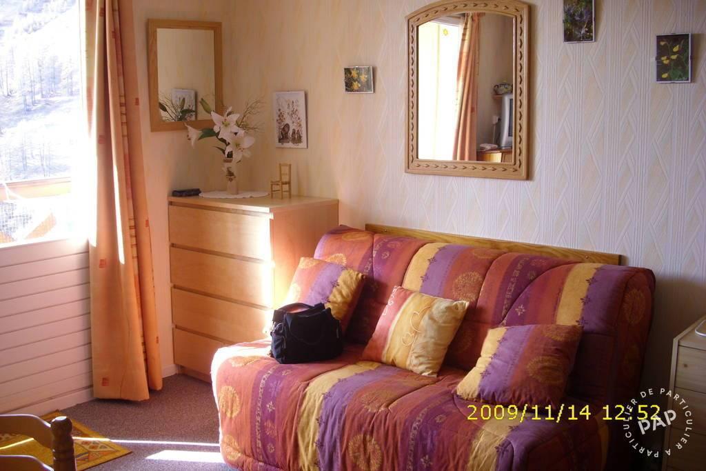 Vente appartement studio Allos (04260)