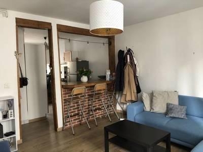 Location appartement 3pièces 52m² Paris 14E (75014) - 1.560€