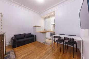 Location meublée appartement 2pièces 33m² Paris 16E (75116) - 1.500€