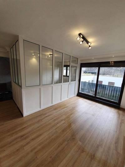 Location appartement 3pièces 48m² Paris 13E (75013) - 1.530€