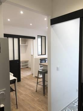 Location meublée appartement 2pièces 24m² Paris 14E (75014) - 950€