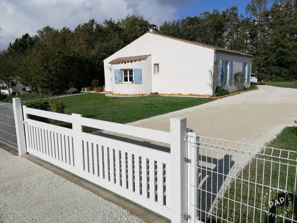 Vente Maison Étaules (17750) 130m² 320.000€