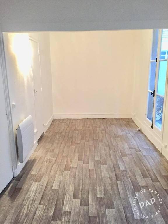Location Appartement Paris 18E (75018) 23m² 800€