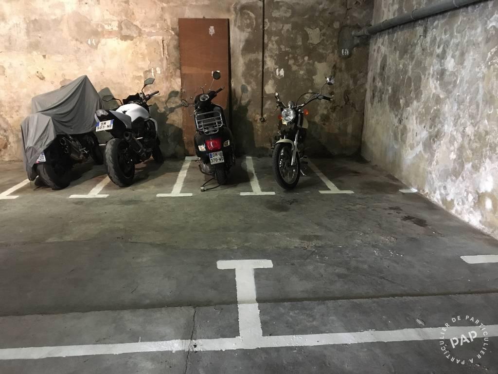 Location Garage, parking Marseille 6E (13006)