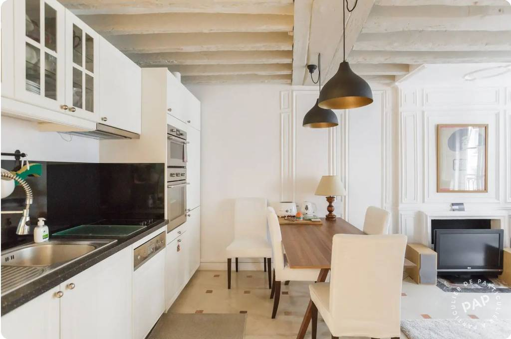 Location immobilier 3.000€ Paris 1Er (75001)