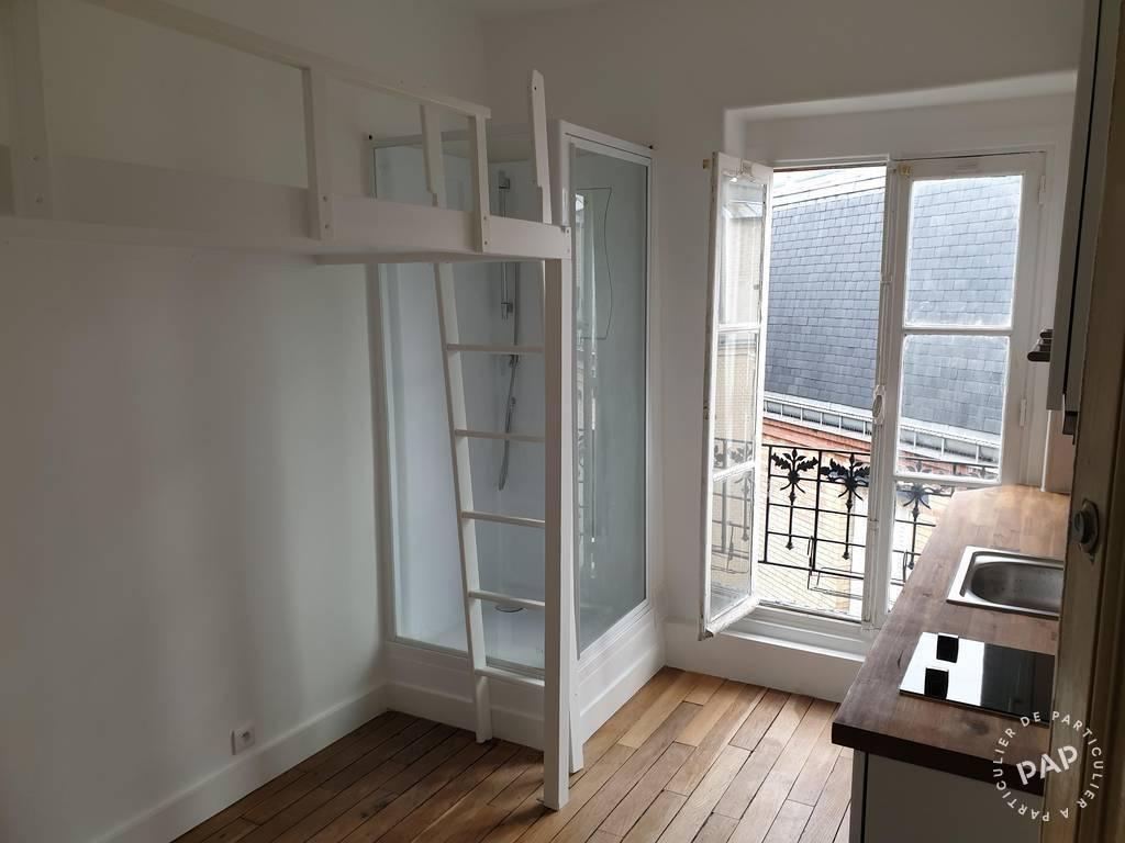 Vente immobilier 119.000€ Paris 15E