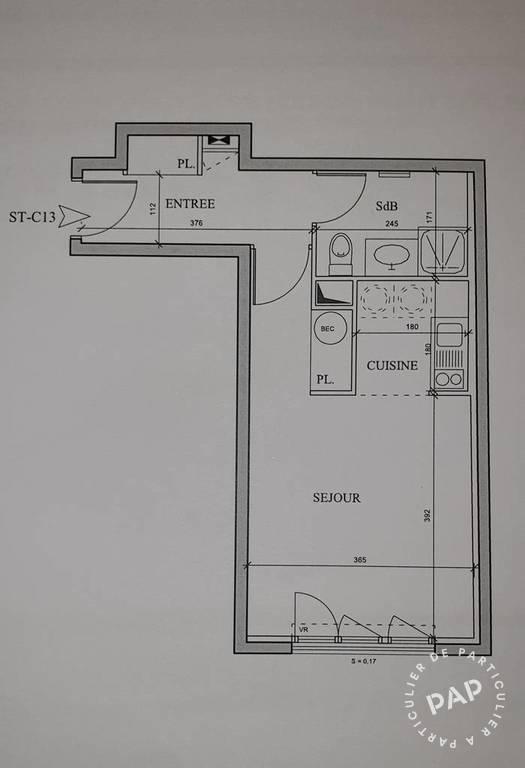 Appartement Clichy 250.000€