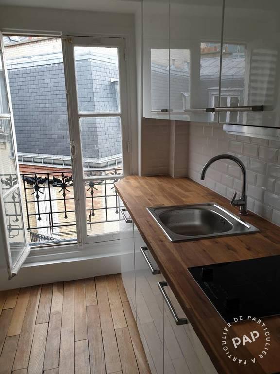 Appartement Paris 15E 119.000€