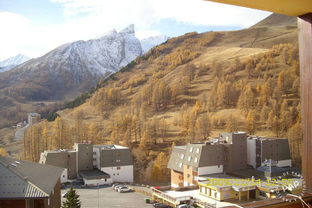 Appartement Allos (04260) 60.000 €