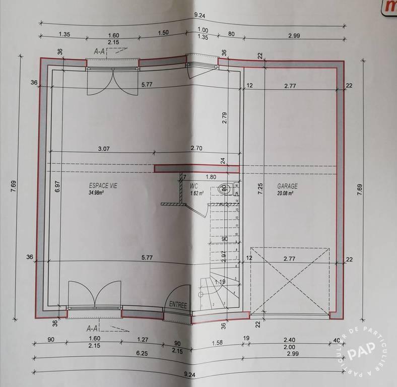 Maison Dieulouard (54380) 220.000€