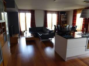 Vente appartement 4pièces 86m² Villeneuve-La-Garenne (92390) - 405.000€