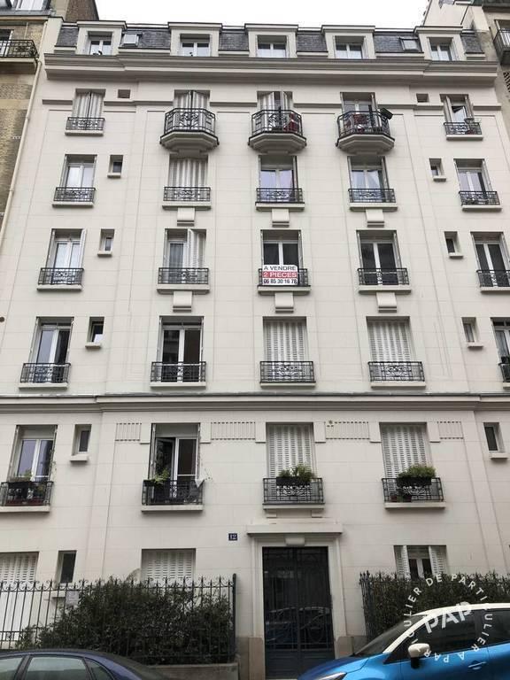 Vente Appartement Paris 18E (75018) 37m² 400.000€