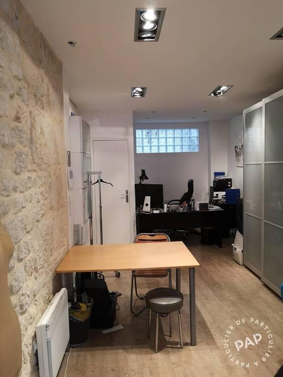 Location Local commercial Paris 3E (75003) 28m² 1.400€