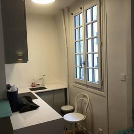 Location meublée studio 20m² Neuilly-Sur-Seine (92200) - 1.000€