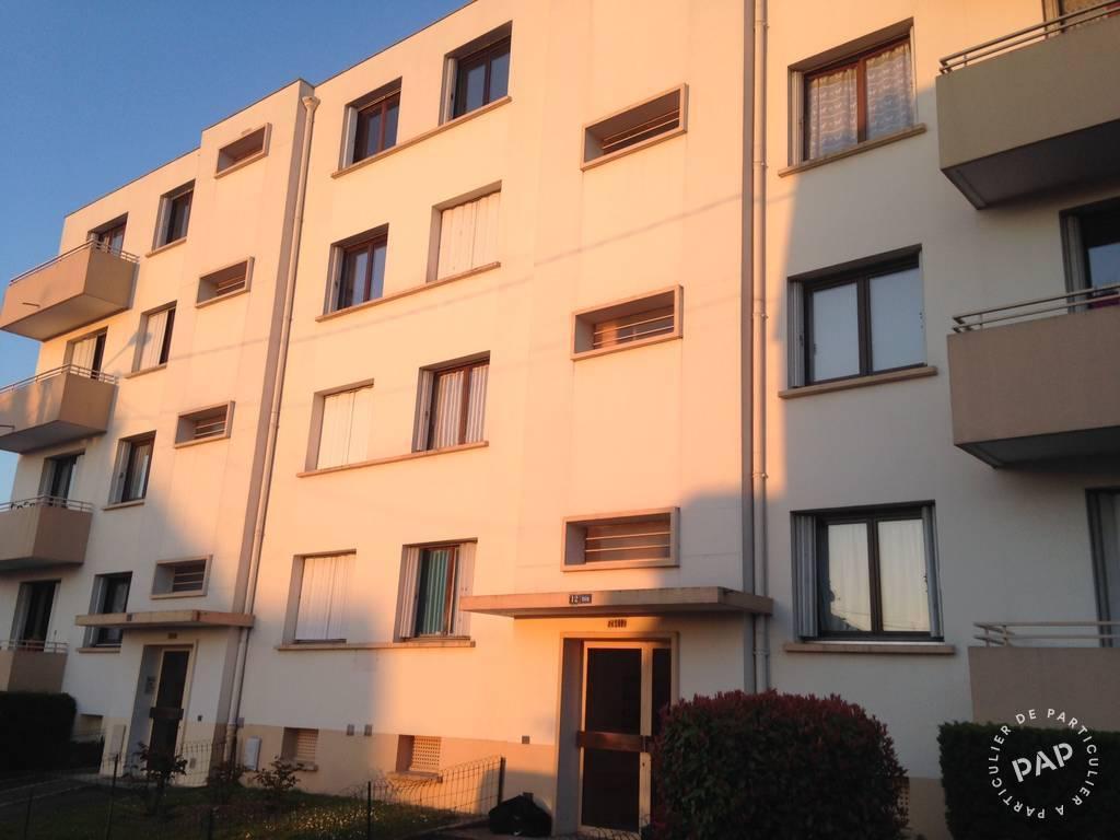 Vente appartement 3 pièces Dijon (21000)