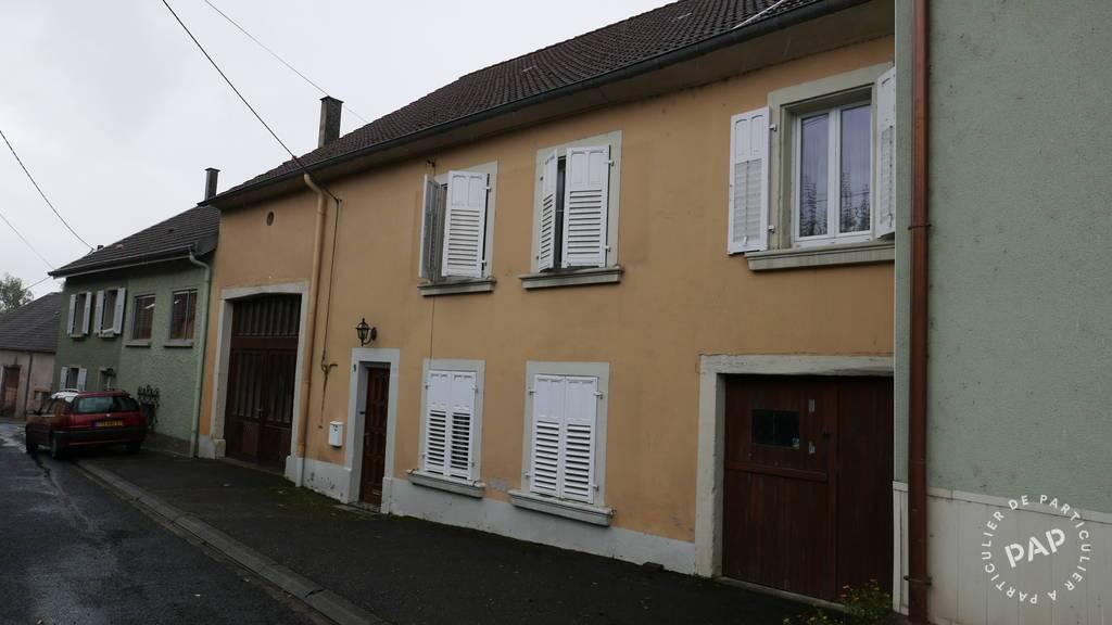 Vente maison 6 pièces Hilbesheim (57400)