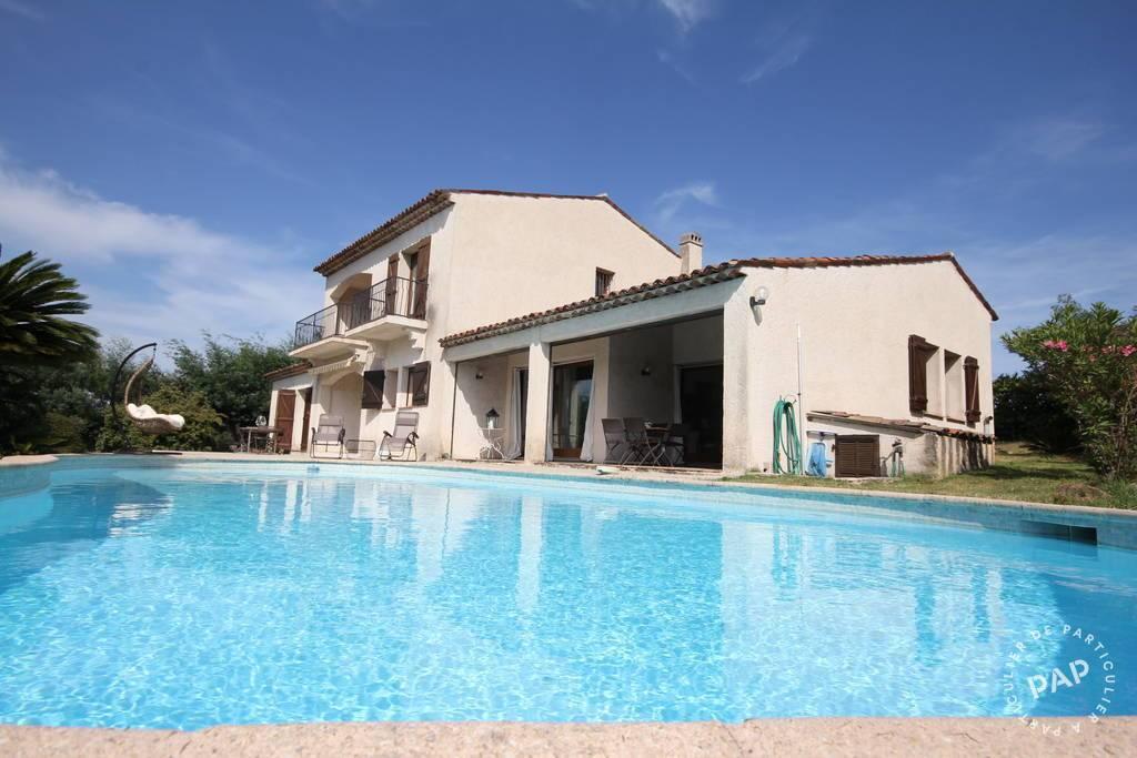 Vente Maison La Roquette-Sur-Siagne (06550) 210m² 975.000€