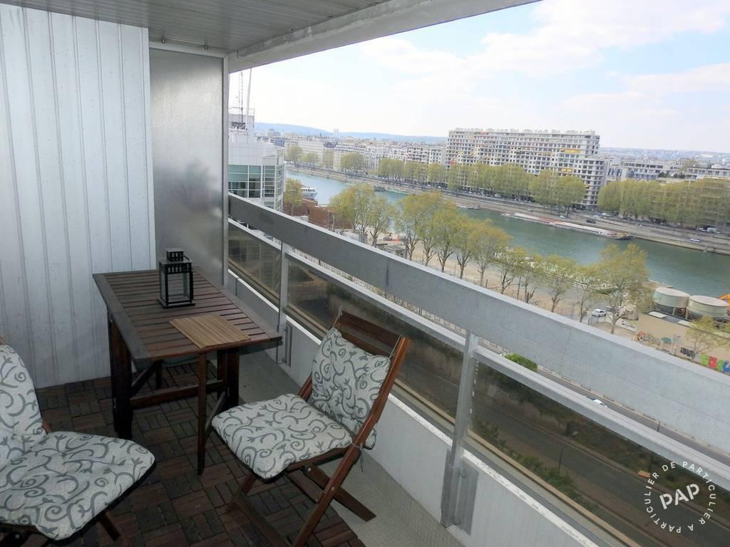 Location Appartement Vue Seine - Paris 15E 31m² 1.290€