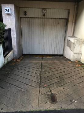 Location garage, parking Paris 16E (75016) - 195 €