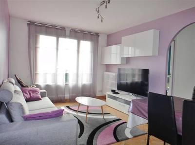 Vente appartement 3pièces 51m² Bondy (93140) - 160.000€