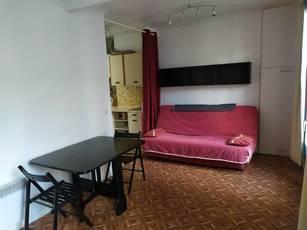 Location meublée studio 23m² Paris 11E (75011) - 900€