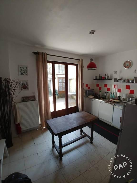 Vente maison 4 pièces Eu (76260)