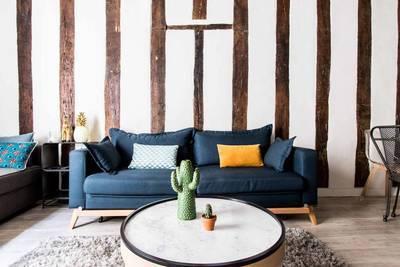 Vente appartement 2pièces 43m² Paris 3E (75003) - 585.000€