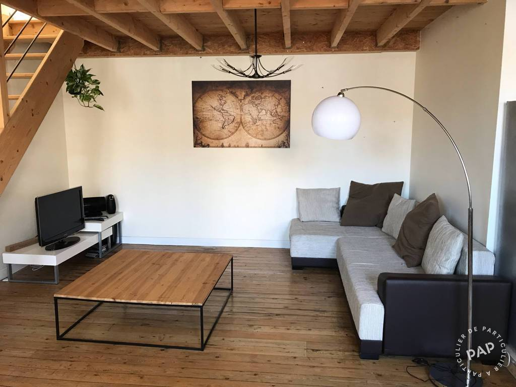 Vente appartement studio Bordeaux (33)