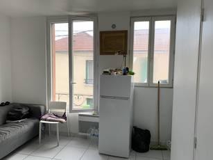 Location meublée studio 14m² Aubervilliers (93300) - 600€