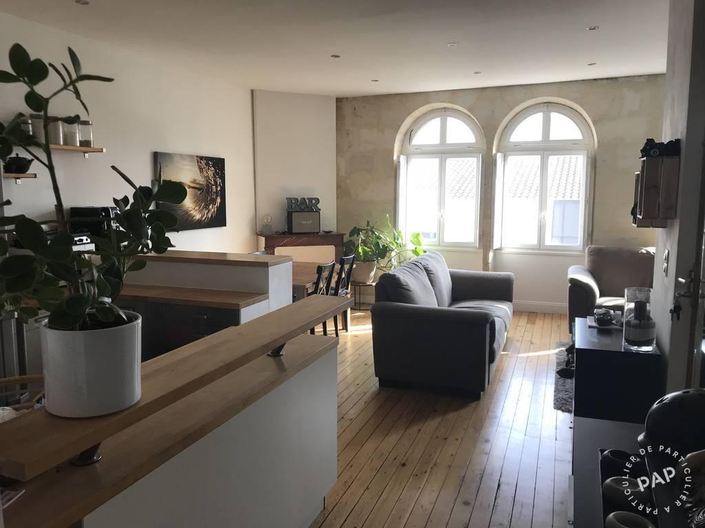 Vente Appartement Bordeaux (33000) 73m² 408.000€