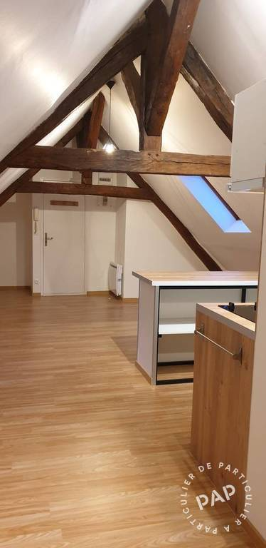 Location Appartement Neuilly-En-Thelle (60530) 25m² 510€