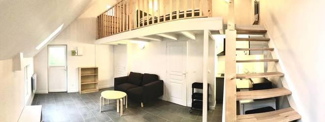 Location meublée studio 38m² Palaiseau (91120) - 780€