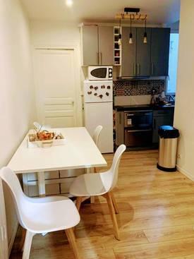 Location meublée appartement 3pièces 36m² Suresnes (92150) - 1.190€
