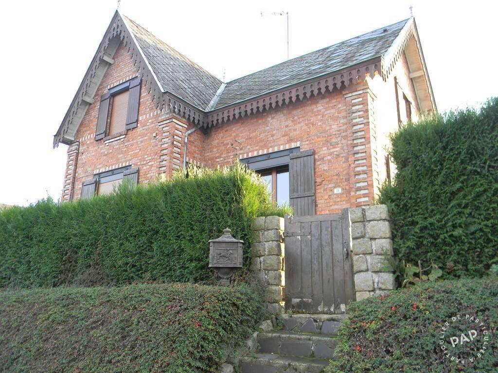 Vente maison 5 pièces Oisy (02450)