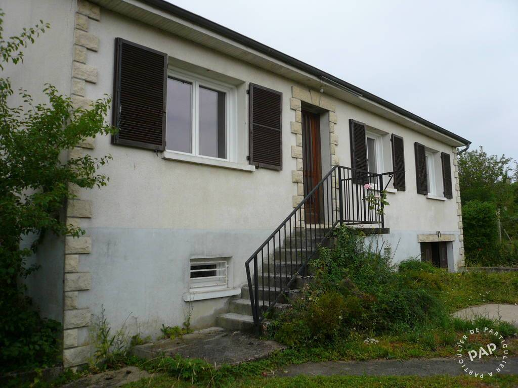 Location maison 6 pièces La Charité-sur-Loire (58400)