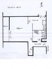 Vente studio 34m² Ivry-Sur-Seine (94200) - 183.000€
