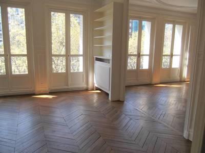 Location appartement 5pièces 124m² Paris 17E (75017) - 3.250€