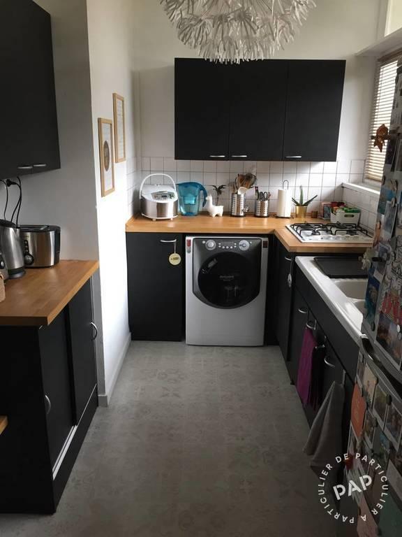 Location Appartement Croix (59170) 43m² 690€