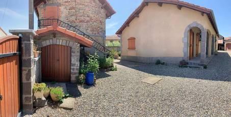 Vente maison 120m² La Moutade (63200) - 240.000€