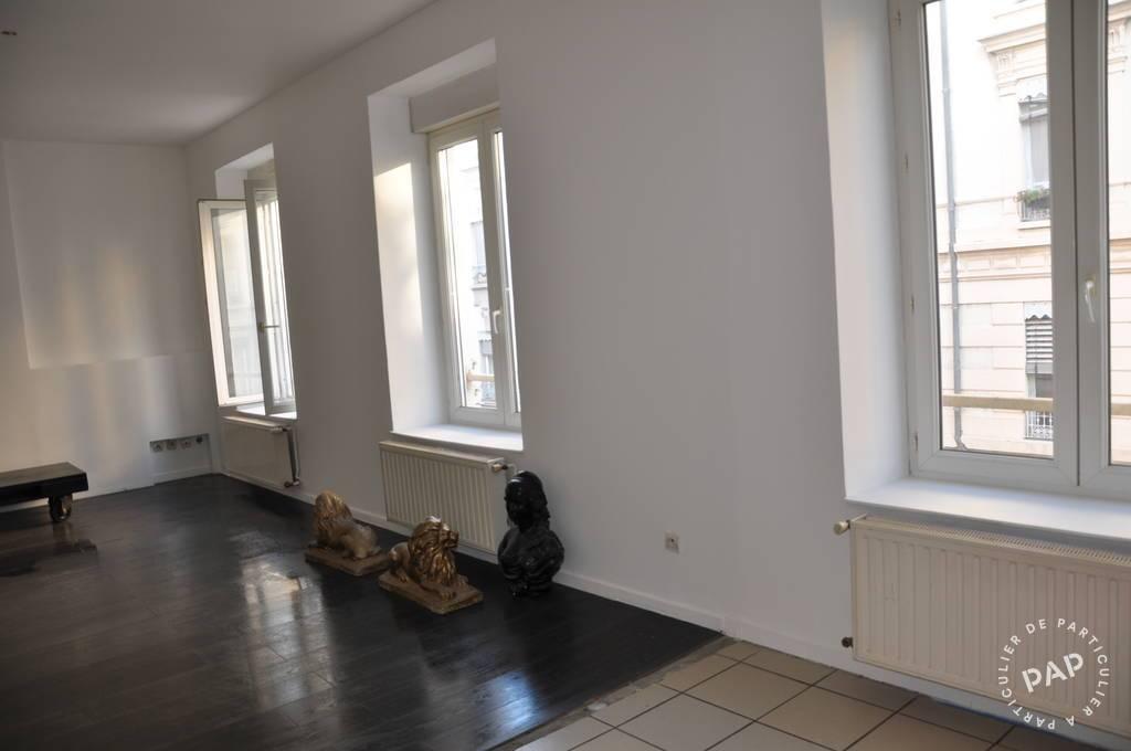 Vente Appartement Lyon 6E (69006) 64m² 298.000€