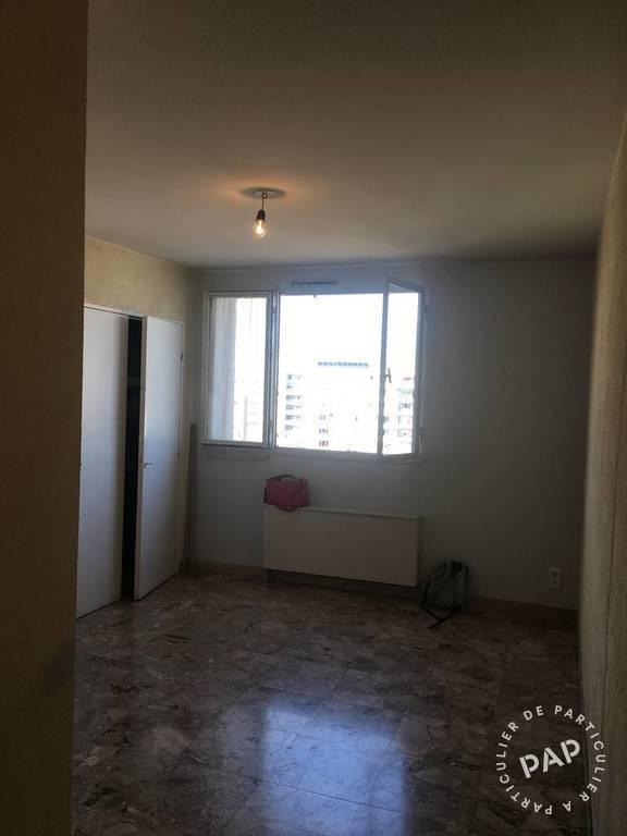 Location appartement studio Marseille 10e