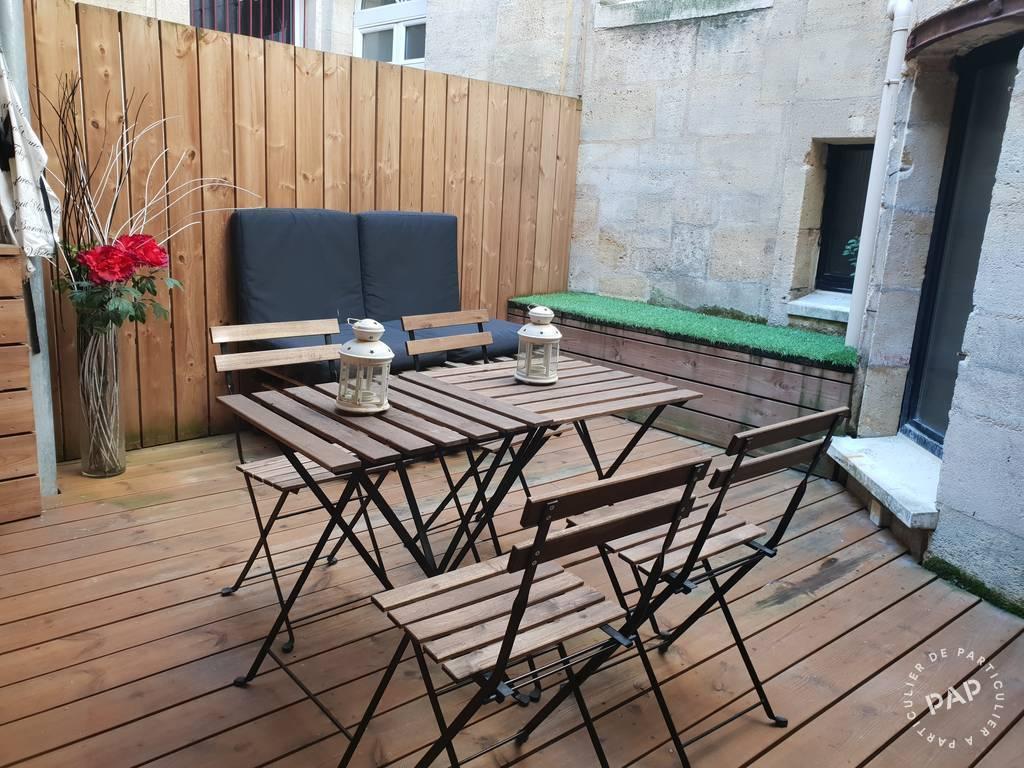 Vente Appartement Bordeaux (33300) 47m² 330.000€