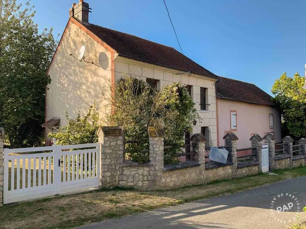 Vente maison 5 pièces Saint-Cyr-sur-Morin (77750)