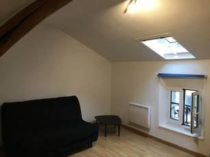 Location meublée studio 26m² Asnières-Sur-Seine (92600) - 790€
