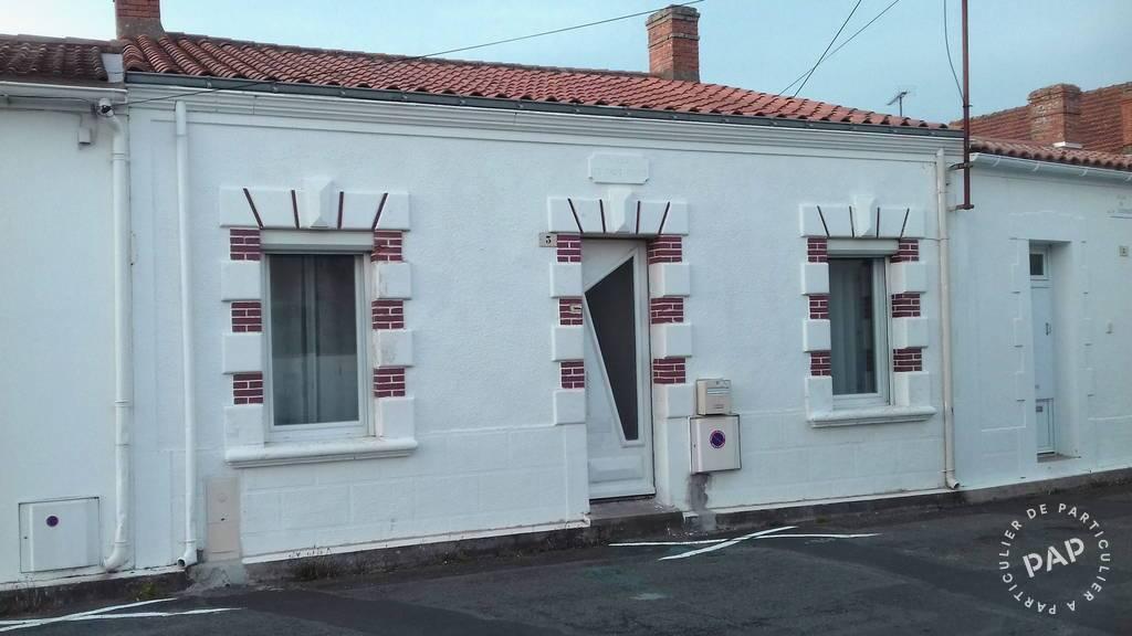 Vente Maison Saint-Gilles-Croix-De-Vie (85800) 55m² 180.000€