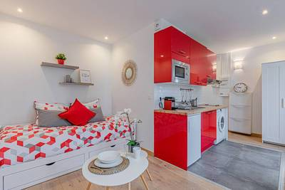 Vente appartement 2pièces 35m² Ivry-Sur-Seine - 290.000€