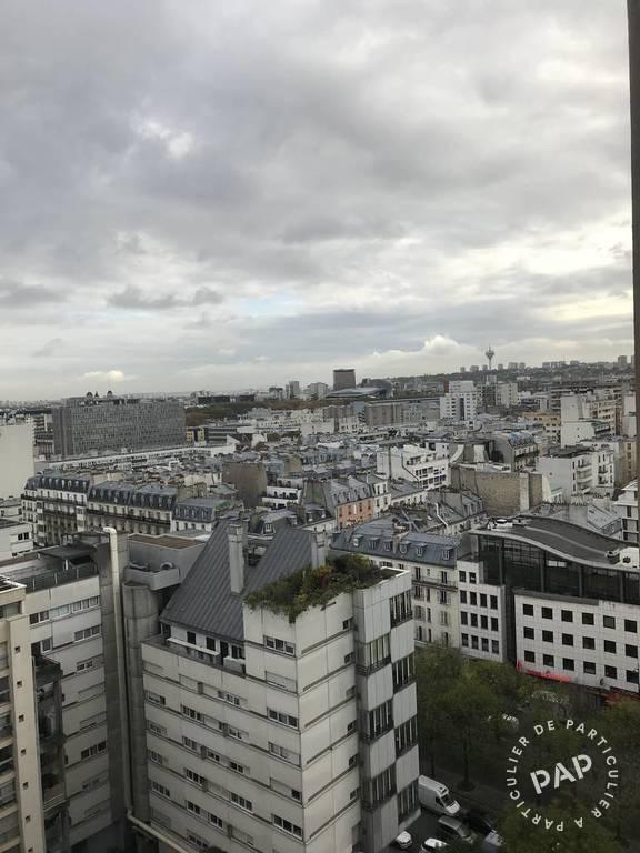 Vente appartement 2 pièces Paris 19e