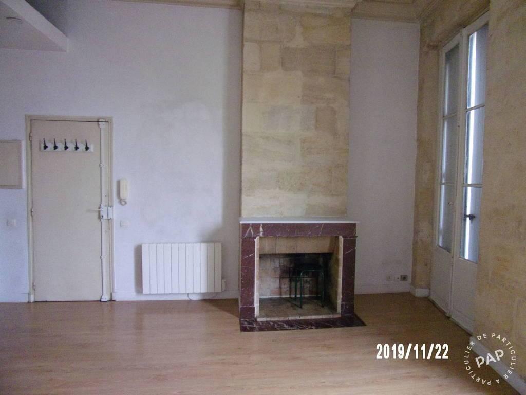 Location Appartement Bordeaux 39m² 660€